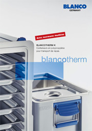 Catalogue Blancotherm K